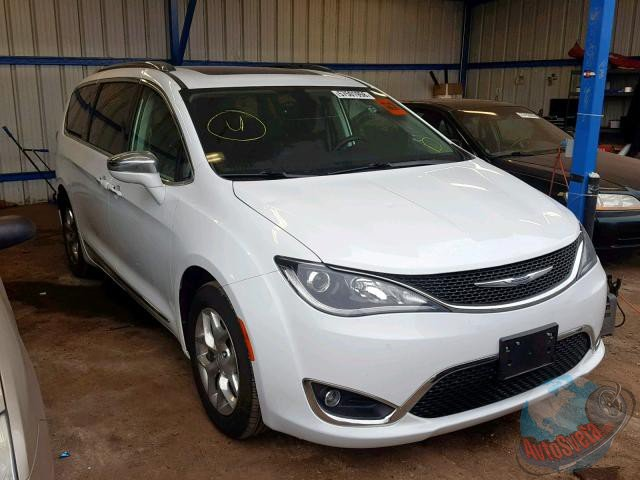 CHRYSLER PACIFICA LIMITED , 2017