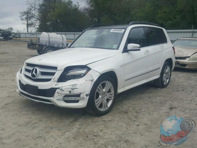 MERCEDES-BENZ GLK 350 4MATIC, 2015 года