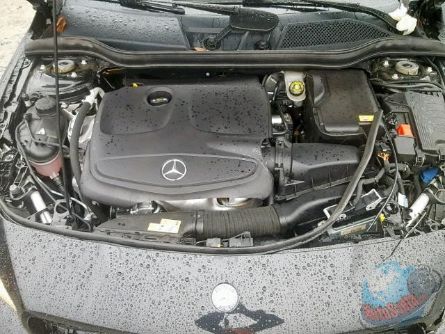 MERCEDES-BENZ CLA 250, 2015