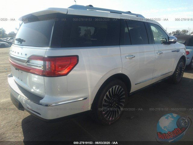 LINCOLN NAVIGATOR BLACK LABEL 2018