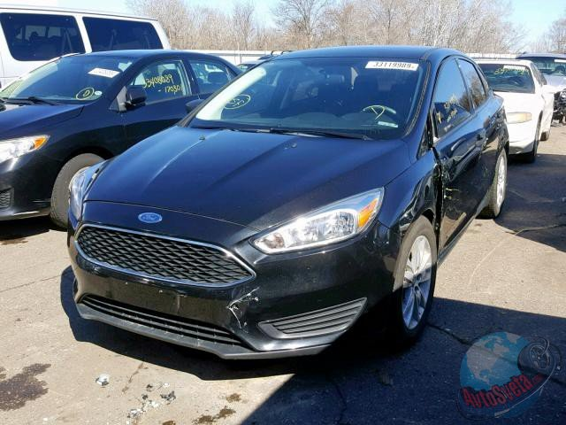 FORD FOCUS S, 2015