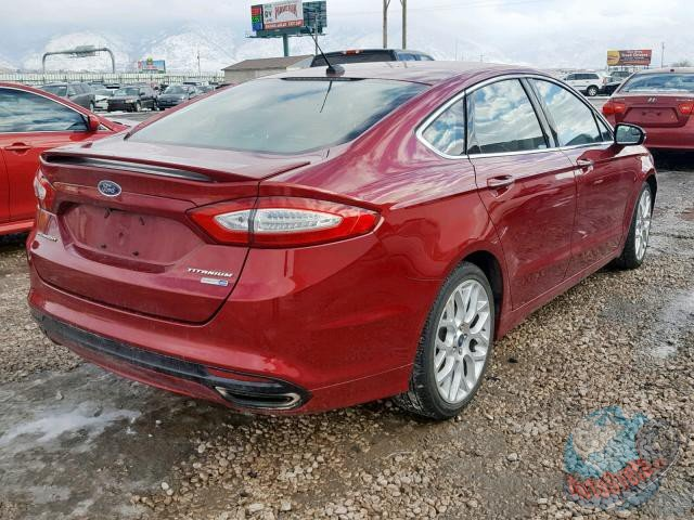 FORD FUSION , 2014
