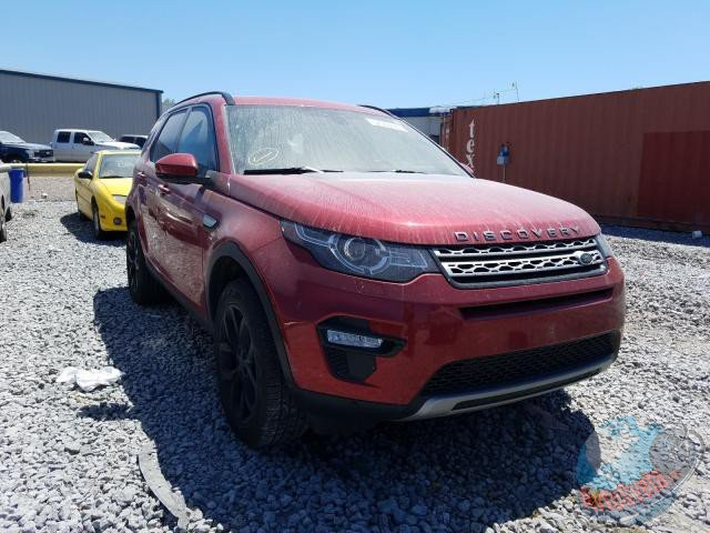 LAND ROVER DISCOVERY SPORT HSE 2015