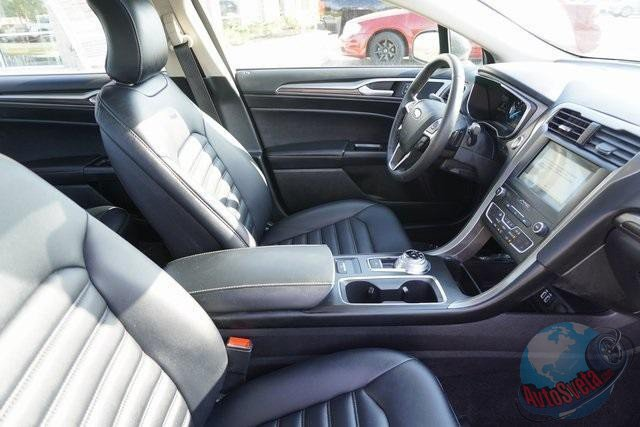 Ford FUSION SEL, 2018