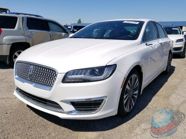 LINCOLN MKZ RESERVE 2018