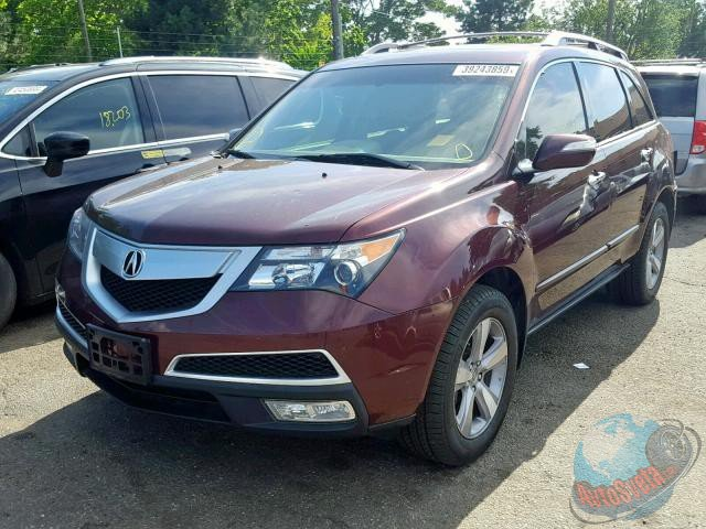 ACURA MDX TECHNOLOGY